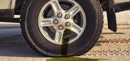 Brake Fluid Leak Cause & Symptoms | Wagner Brake