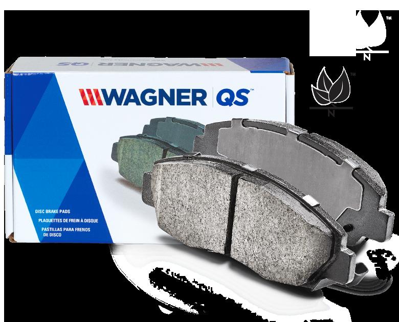 QuickStop OEM Replacement Disc Brake Pads | Wagner Brake