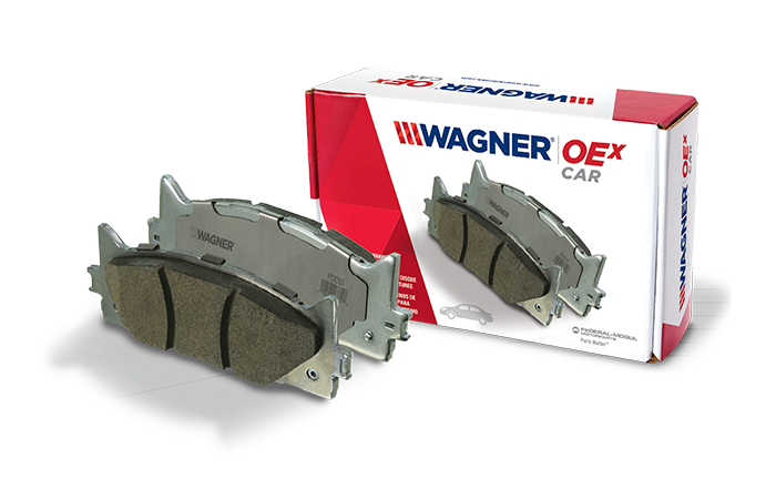 OEx Brake Pads for Passenger Car | Wagner Brake