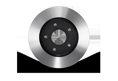 Wagner BD180044E Premium E-Coated Brake Rotor
