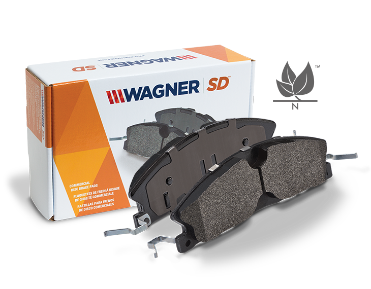 SevereDuty™ Heavy Duty Truck & Fleet Brake Pads | Wagner Brake